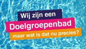 Zwembad Staphorst is een doelgroepenbad
